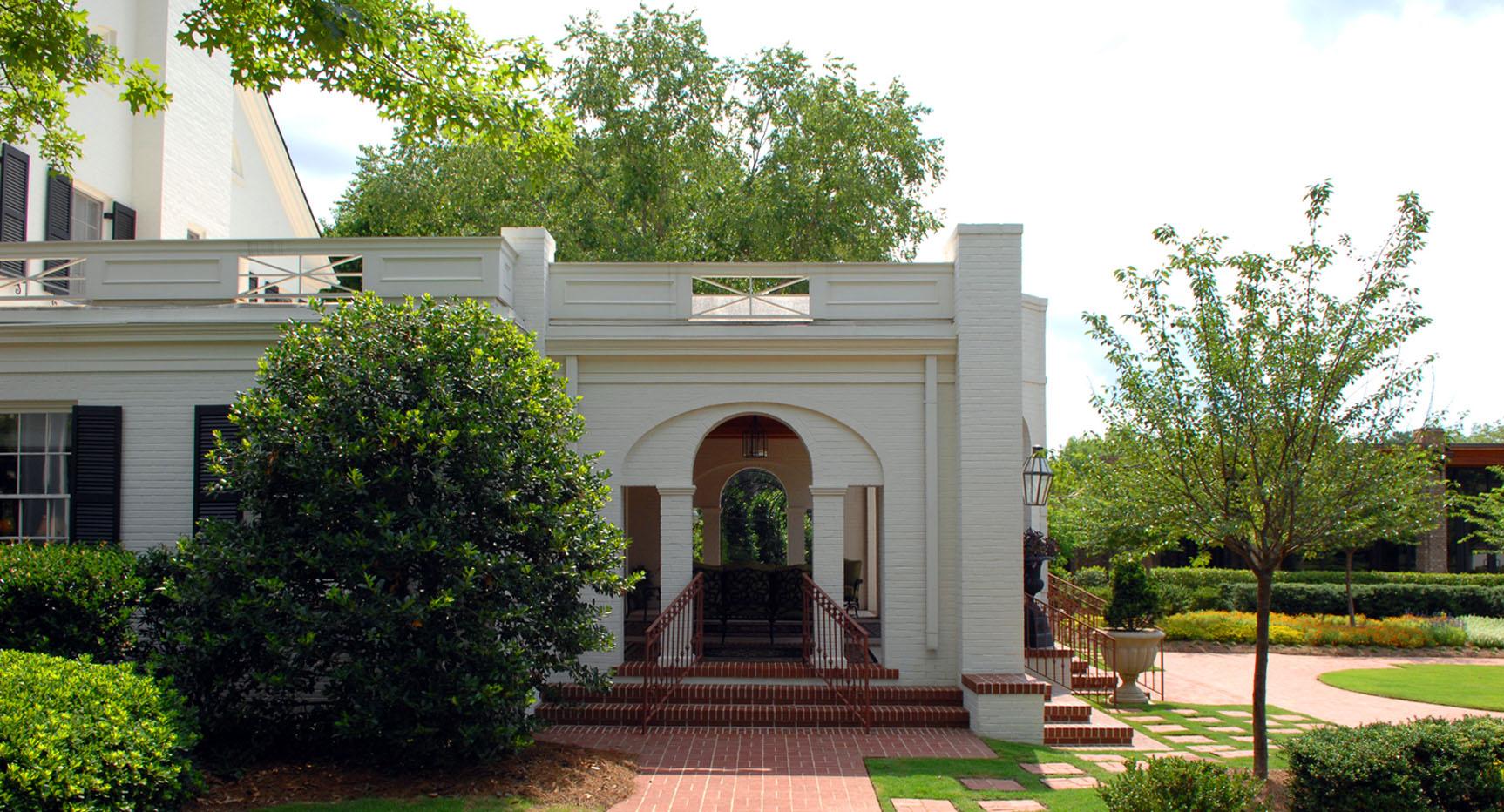 AU porch addition