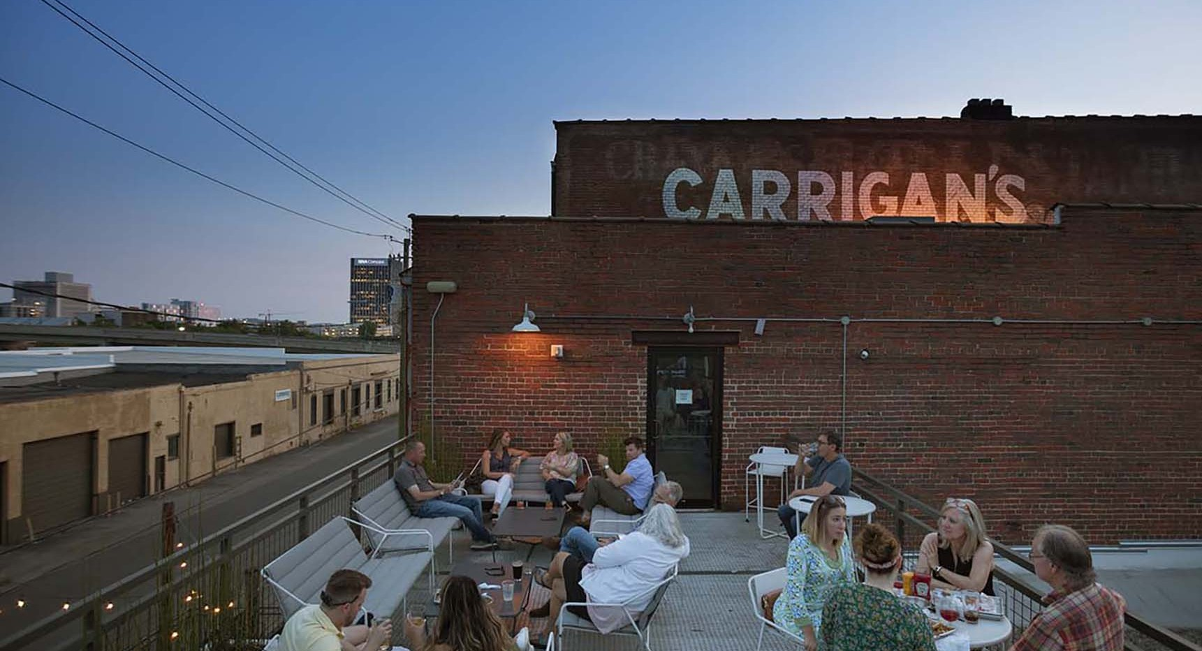 Carrigan's Public House for Architecture Works.